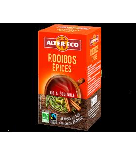 ALTER ECO - Rooibos aux épices bio équitable