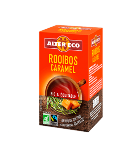 THE CARAMEL ROOIBOS ALTER ECO