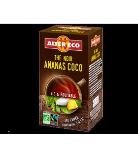 THE NOIR ANANAS NOIX COCO ALTER ECO