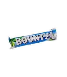 BOUNTY Barre Chocolatée 57g