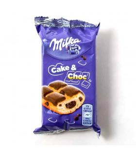 MILKA CAKE et CHOC