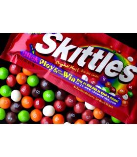 SKITTLES FRUITS 55g