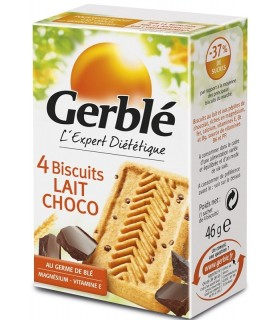 BISCUIT GERBLE LAIT-CHOCO