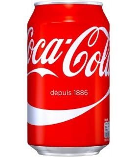 coca standard- boite 33cl