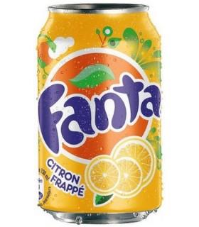 fanta citron- boite 33cl