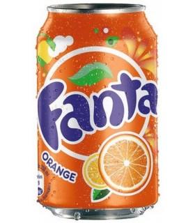 fanta orange- boite 33cl