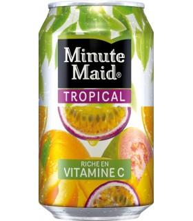 Minute Maid tropical- boite 33cl