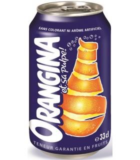 orangina- boite 33cl