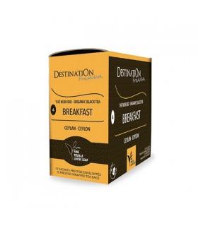Thé Noir Breakfast N°4 - Ceylan - 15x2g Destination Premium