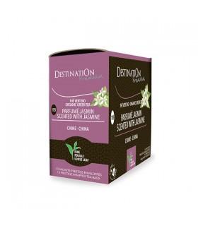 Thé Vert Jasmin Parfum D'Orient N°118 - Chine - 15x2g Destination Premium
