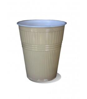 Gobelet DA expert 16cl beige blanc - sachet de 120 gobelet * 30 (3600 gobelets)