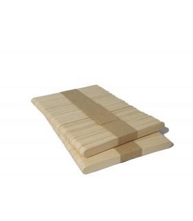 Spatules bois 90mm pour distribution automatique