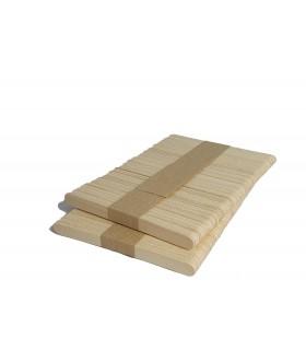 Spatules en bois pour dstribution automatique de 105mm