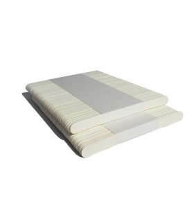 Spatules papier spéciales distribution automatique 90mm