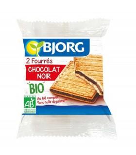 FOURRES CHOCOLAT NOIR POCHONX2 50G