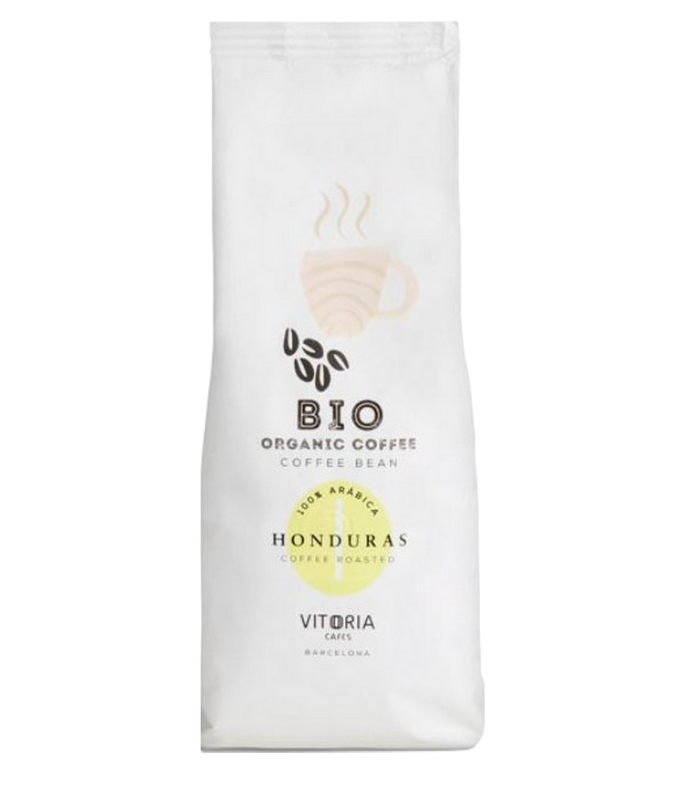 Vitoria café en grain bio coopérative