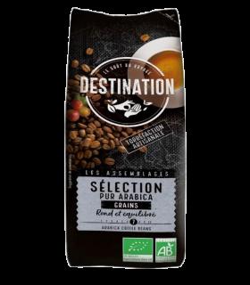 Café en grain Destination selection