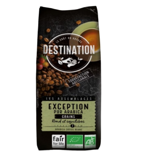 Café en grain Destination Exception