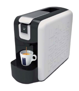 MINI WHITE LAVAZZA EP