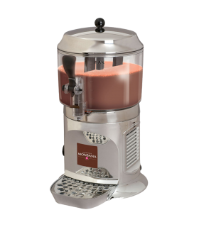 Machine à chocolat chaud Ugolini par Monbana