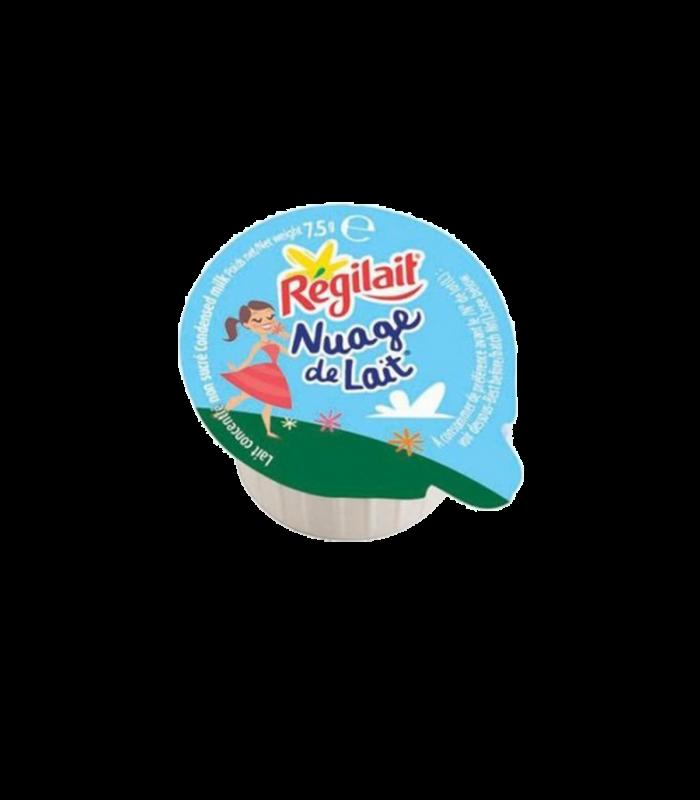 Coupelles lait Régilait (carton de 300)