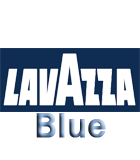 THE LAVAZZA BLUE